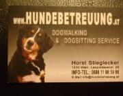 Hundebetreuung Wien -