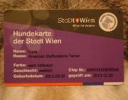 Hundekarte Wien