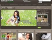 HUNDEBETREUUNG.co.at - Screenshot