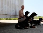 Hundezentrum Wien und Daniel Aschwanden / PUBLIK. Menschen. Hunde. Städte. Diskussion, Performance, Hundesalon